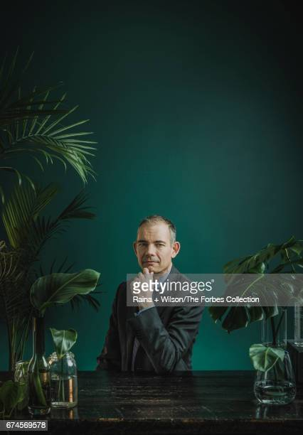 Michael Jnatzi photographed for Forbes in March 2017CEO of Sustainalytics Michael Jantzi is photographed for Forbes Magazine on March 17 2017 in...