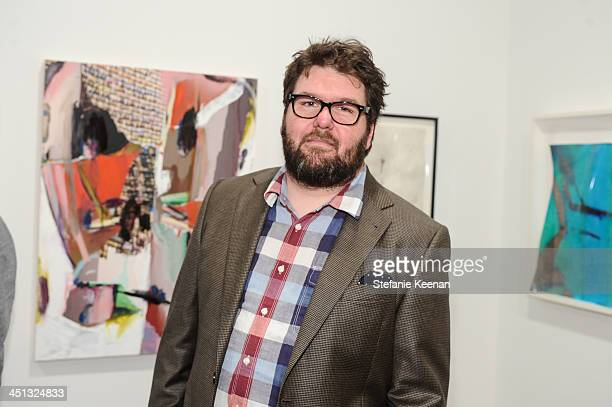 Michael John Kelly attends The Rema Hort Mann Foundation LA Artist Initiative Benefit Auction on November 21 2013 in Los Angeles California