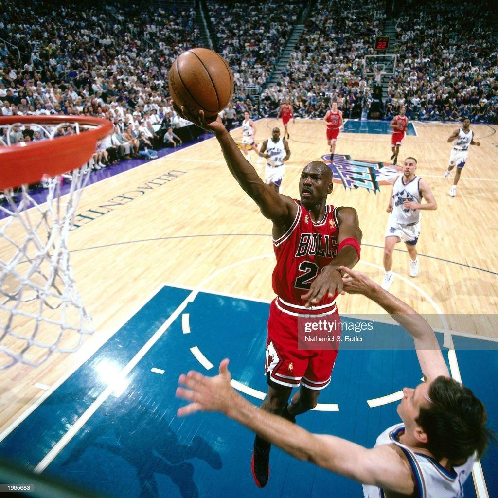 On This Day: Jordan Leads Bulls To 1997 Playoff Win Despite Flu