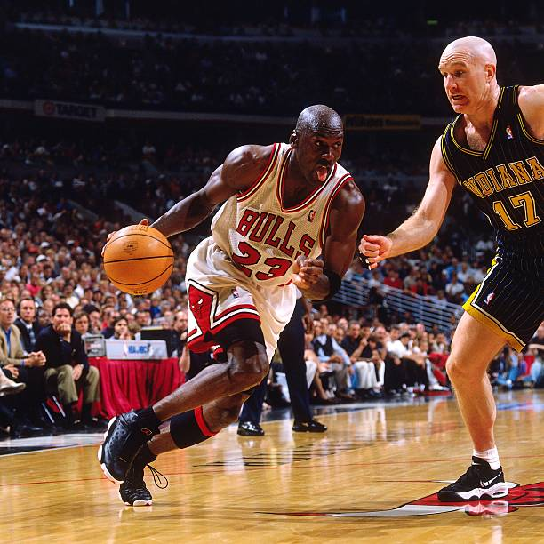 1998 Eastern Conference Finals, Game 7: Indiana Pacers vs. Chicago Bulls Pictures   Getty Images