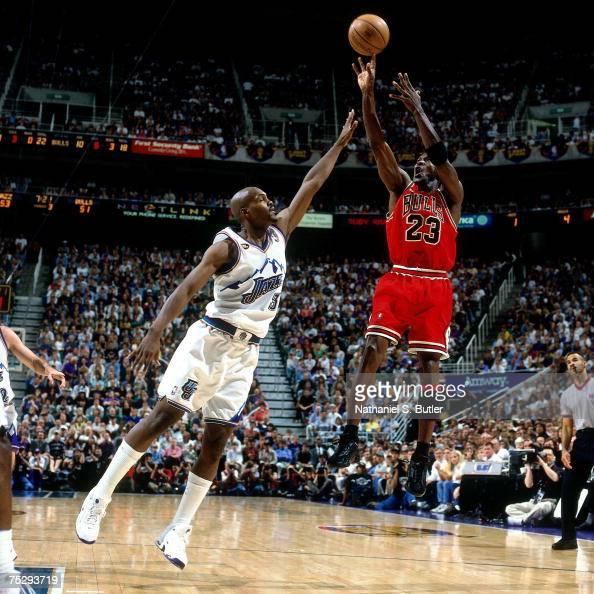 Nba Finals 1998 Chicago Bulls Vs Utah Jazz Game 6 | All Basketball Scores Info