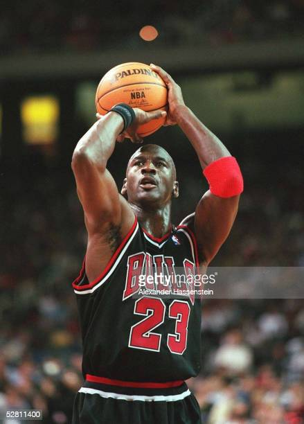 Michael JORDAN/CHICAGO BULLS