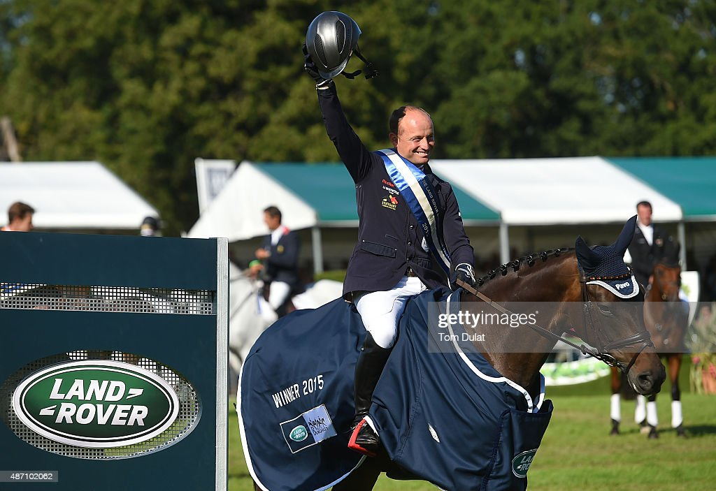 The Land Rover Burghley Horse Trials 2015