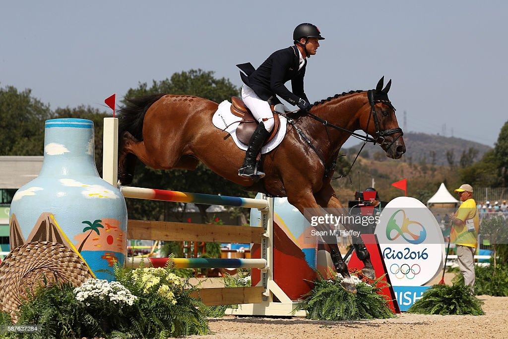 Equestrian - Olympics: Day 4 : News Photo