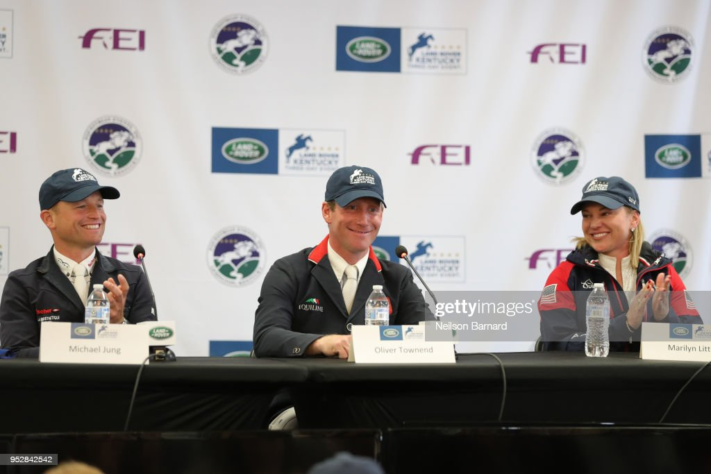 Land Rover Kentucky Three Day Event - Day 2