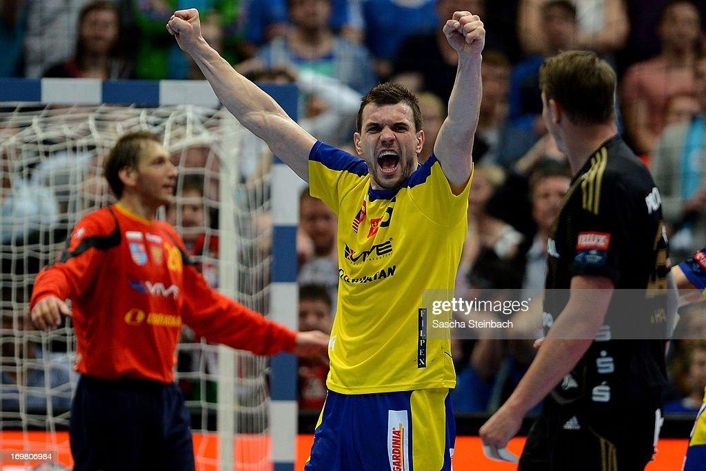 KS Vive Targi Kielce v THW Kiel - EHF Final Four