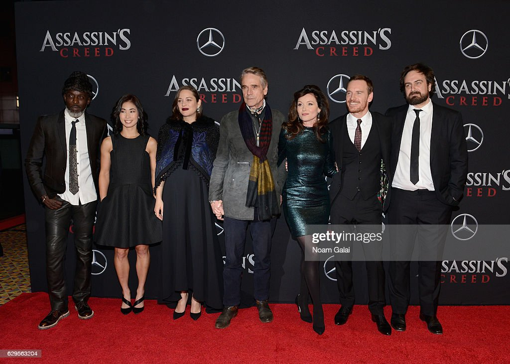 """Assassin's Creed"" New York Premiere - Arrivals"