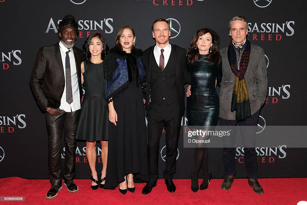 """Assassin's Creed"" New York Premiere"
