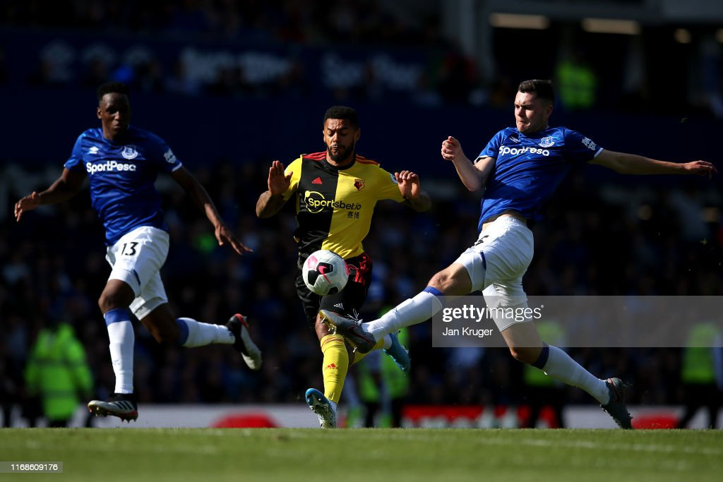Everton FC v Watford FC - Premier League : News Photo