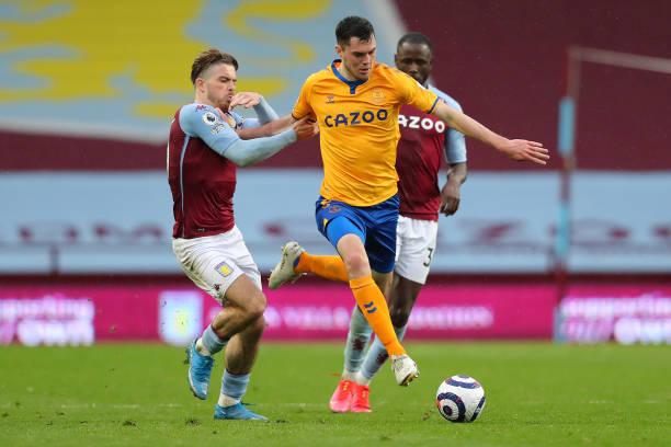 GBR: Aston Villa v Everton - Premier League