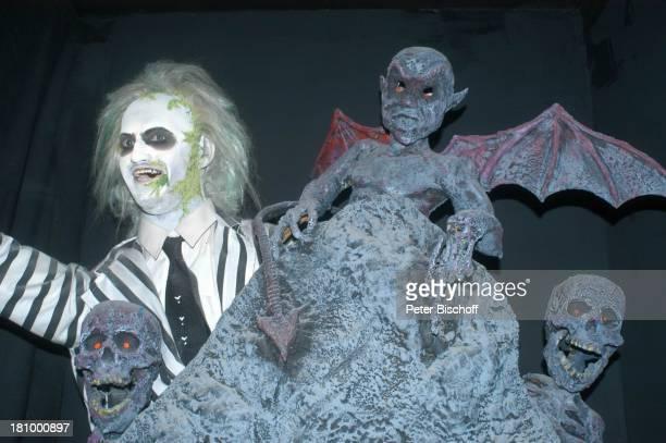 Michael Keaton als Beetle Juice Wax Museum Wachsfigur Los Angeles LA Kalifornien Californien USA Amerika Nordamerika Reise Hollywood Schauspieler...
