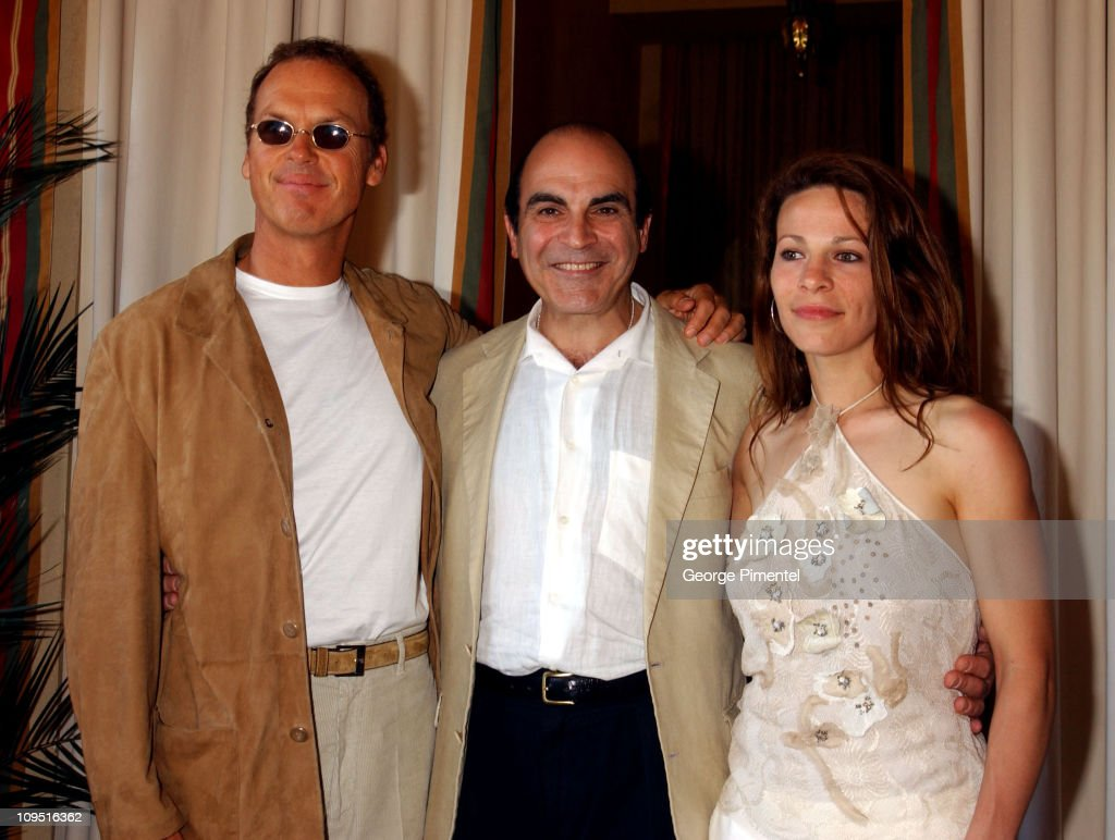 "Cannes 2002 - ""Live From Baghdad"" Press Conference"
