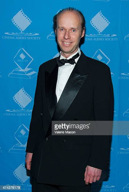 Michael Keller attends the 50th Annual CAS Awards From The Cinema Audio Society at Millennium Biltmore Hotel on February 22 2014 in Los Angeles...