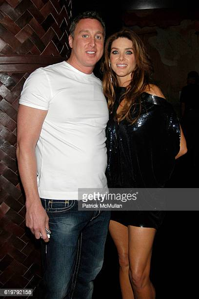 Michael Kelly and Donna Baldwin attend PREVIEW of THE IVY HOTEL at The Ivy Hotel on May 24 2007 in San Diego CA