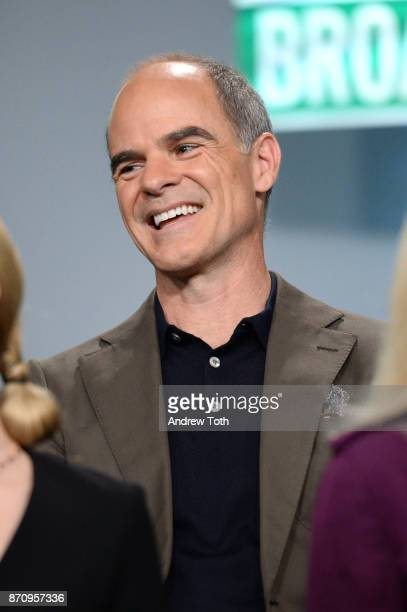 Michael Kelly attends Build presents the cast of 'The Long Road Home' at Build Studio on November 6 2017 in New York City