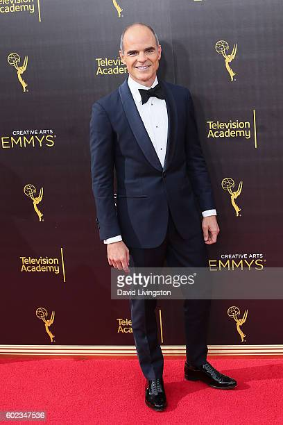 Michael Kelly attends the 2016 Creative Arts Emmy Awards Day 1 at the Microsoft Theater on September 10 2016 in Los Angeles California