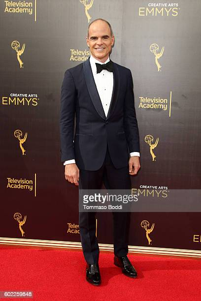 Michael Kelly attends the 2016 Creative Arts Emmy Awards held at Microsoft Theater on September 10 2016 in Los Angeles California