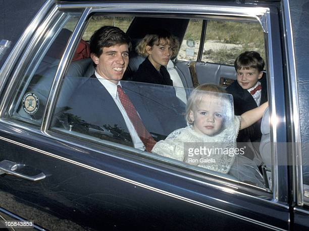 Michael kennedy stock photos and pictures getty images for Frank and kathie lee gifford wedding