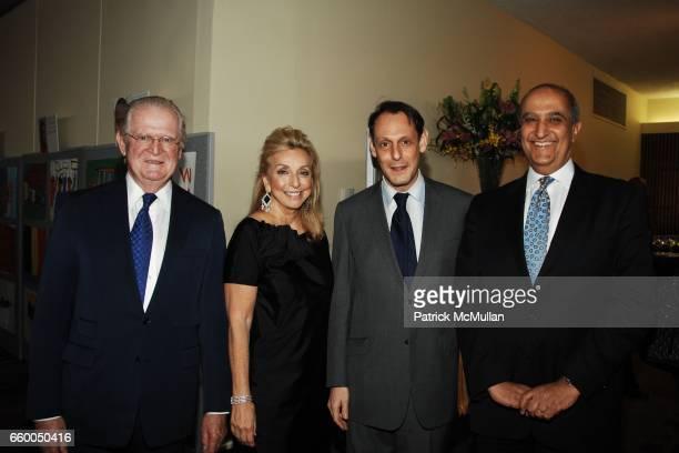 Michael Kennedy Eleanora Kennedy Jonathan Marder and Maged Abdelaziz attend WELCOME TO GULU EXHIBITION AND BENEFIT ART SALE ANTIHUMAN TRAFFICKING...