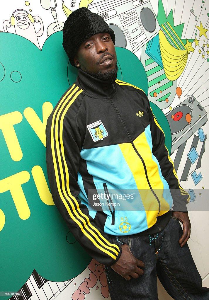 Gbenga Akinnagbe, Jamie Hector and Michael K. Williams Visit MTV\'s