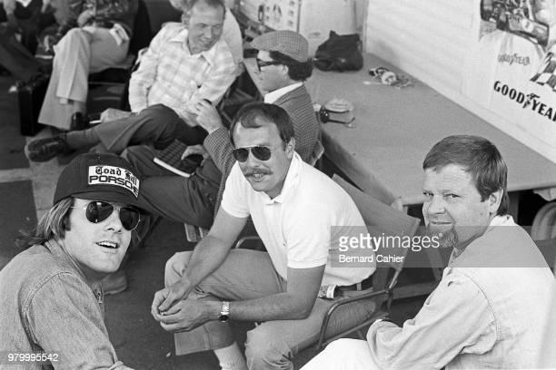 Michael Keyser Milt Minter 24 Hours of Le Mans Le Mans 16 June 1974
