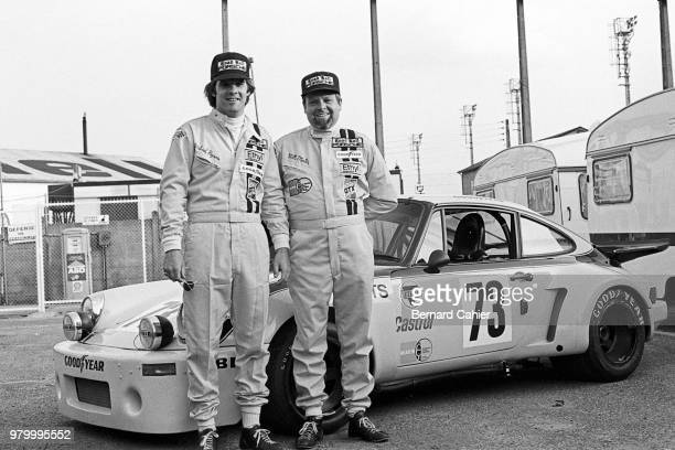 Michael Keyser Milt Minter Porsche 911 Carrera RSR 24 Hours of Le Mans Le Mans 16 June 1974