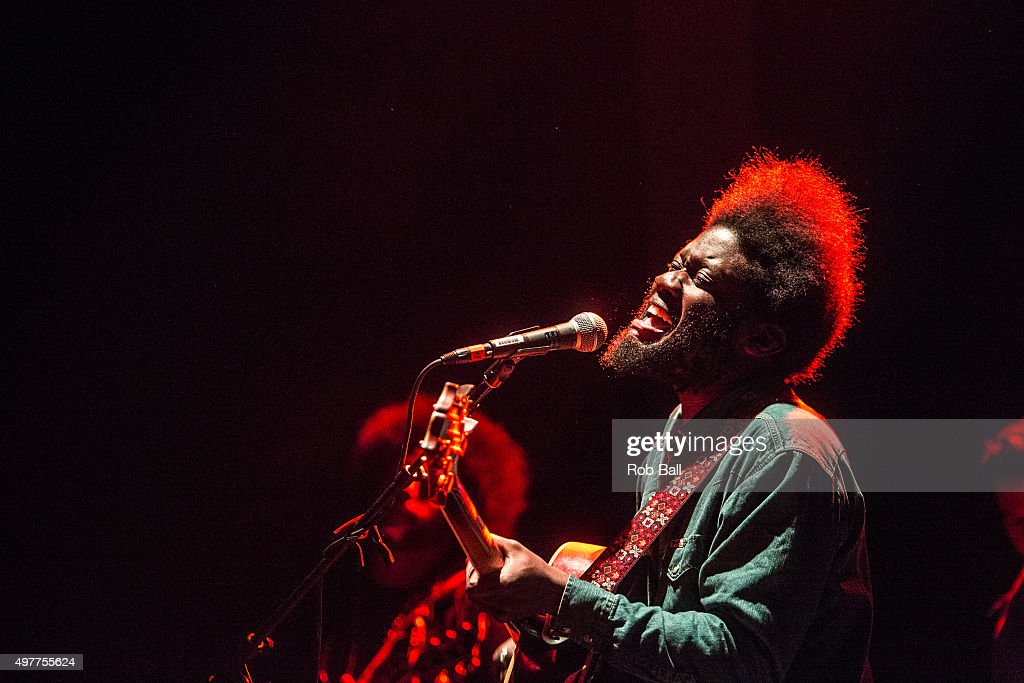 Alabama Shakes Perform At O2 Academy Brixton In London