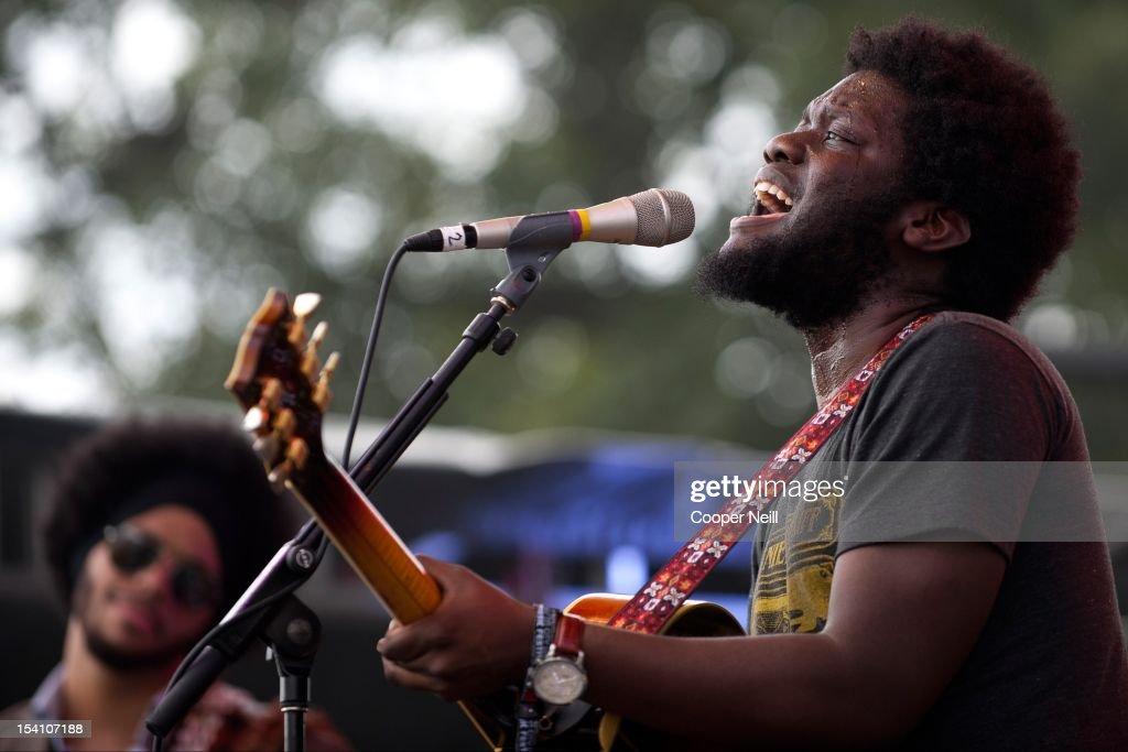 Austin City Limits Music Festival - Day 2