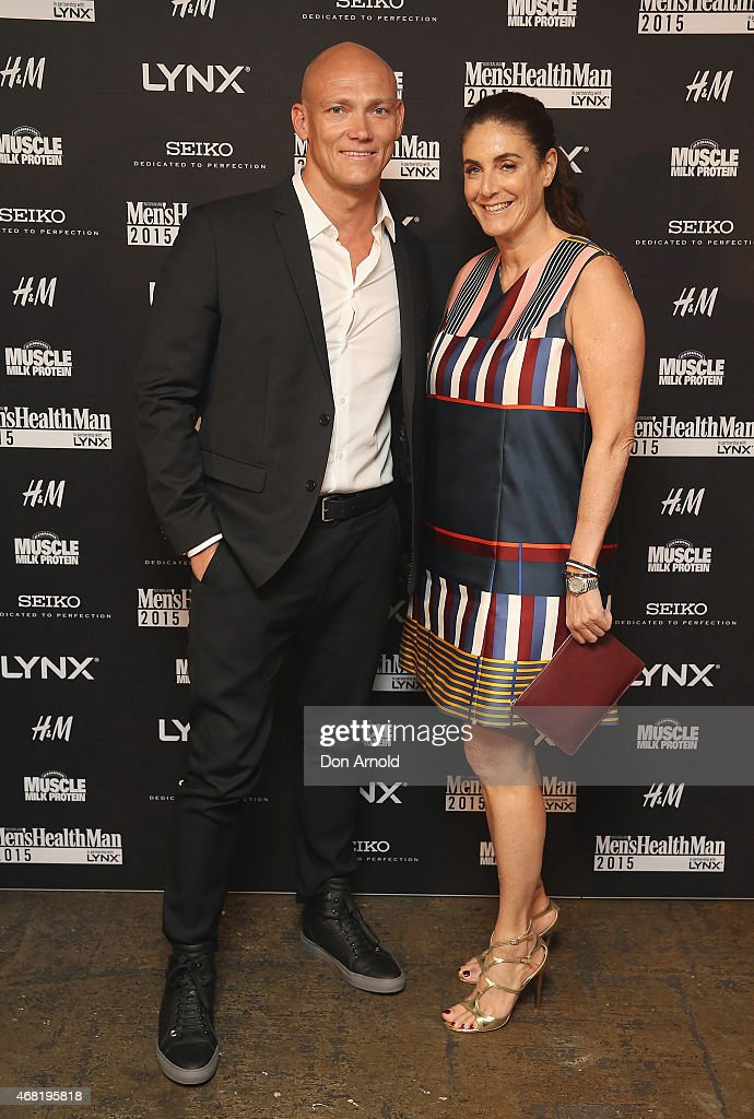 Men's Health MAN Gala Event