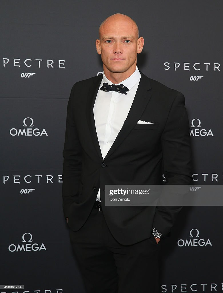 James Bond SPECTRE Omega VIP Screening - Arrivals