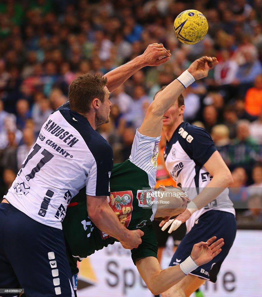 SG Flensburg Handewitt v Fuechse Berlin - DHB Cup Final