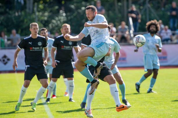 DEU: Bachmair Weissach VIP Charity Football Match