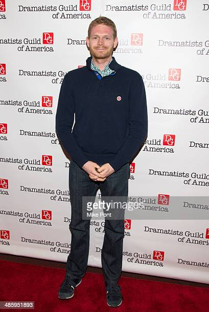 Michael Kooman attends the 2014 AntiPiracy Awareness event at The Dramatists Guild of America on April 21 2014 in New York City