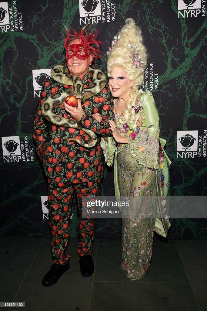 Bette Midler's 2017 Hulaween Event Benefiting The New York Restoration Project