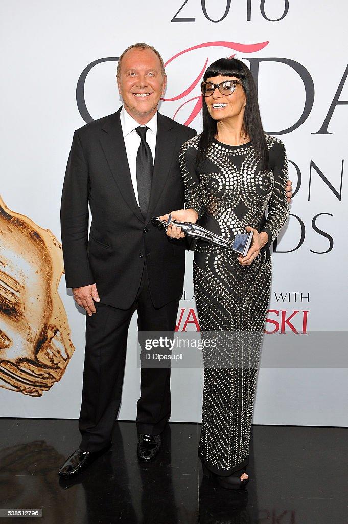 2016 CFDA Fashion Awards - Winners Walk