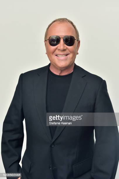 Michael Kors attends In Conversation with Michael Kors, Kate Hudson and The World Food Programme at UCLA on November 7, 2018 in Los Angeles,...