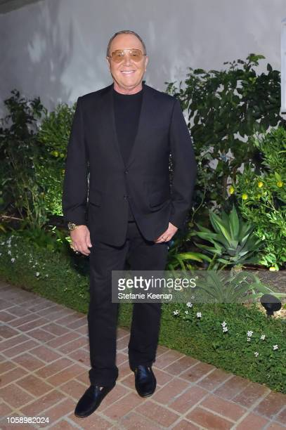 Michael Kors attends Michael Kors Dinner to celebrate Kate Hudson and The World Food Programme on November 7 2018 in Beverly Hills California