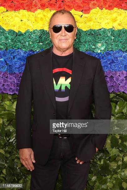 Michael Kors attends the 2019 Tony Awards at Radio City Music Hall on June 9 2019 in New York City