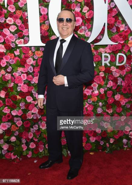 Michael Kors attends the 72nd Annual Tony Awards at Radio City Music Hall on June 10 2018 in New York City