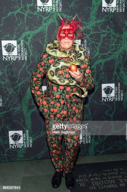 Michael Kors attends the Bette Midler's 2017 Hulaween Event Benefiting The New York Restoration Project at Cathedral of St John the Divine on October...