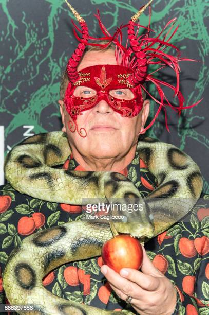 Michael Kors attends the Bette Midler's 2017 Hulaween Event Benefiting The New York Restoration Project at Cathedral of St. John the Divine on...