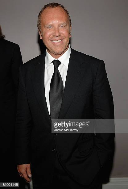 Michael Kors attends the Nina Ricci After Party For Met Ball Hosted By Olivier Theyskens and Lauren Santo Domingo at Philippe in New York on May...