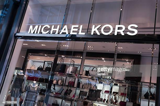 Michael Kors store in Milano, Italy