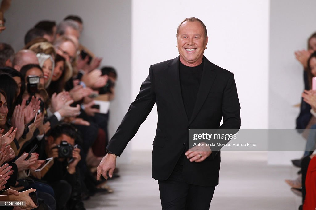 Michael Kors - Fall 2016 New York Fashion Week: The Shows : Nyhetsfoto