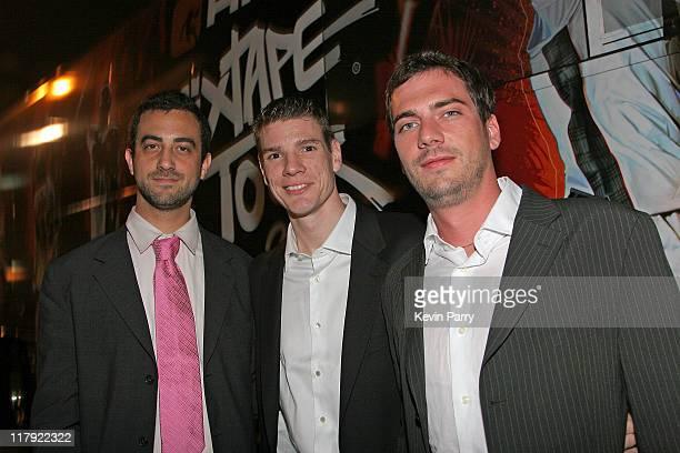Michael Kuhm Mark Treiber and Jacob Lincoln executive producers