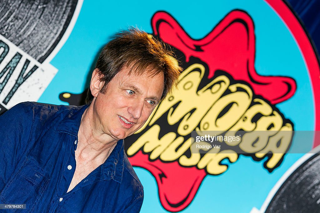Michael Kurtz attends the Record Store Day LA Press Conference 2014 at Amoeba Music on March 20, 2014 in Hollywood, California.