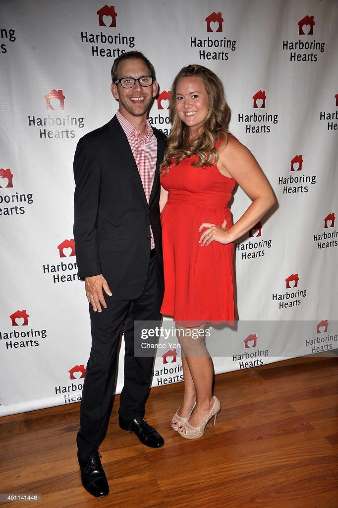 Michael Kutcher and Katie Kutcher attend Harboring Hearts' 2nd annual Summer Soiree at Rubin Museum of Art on June 23, 2014 in New York City.