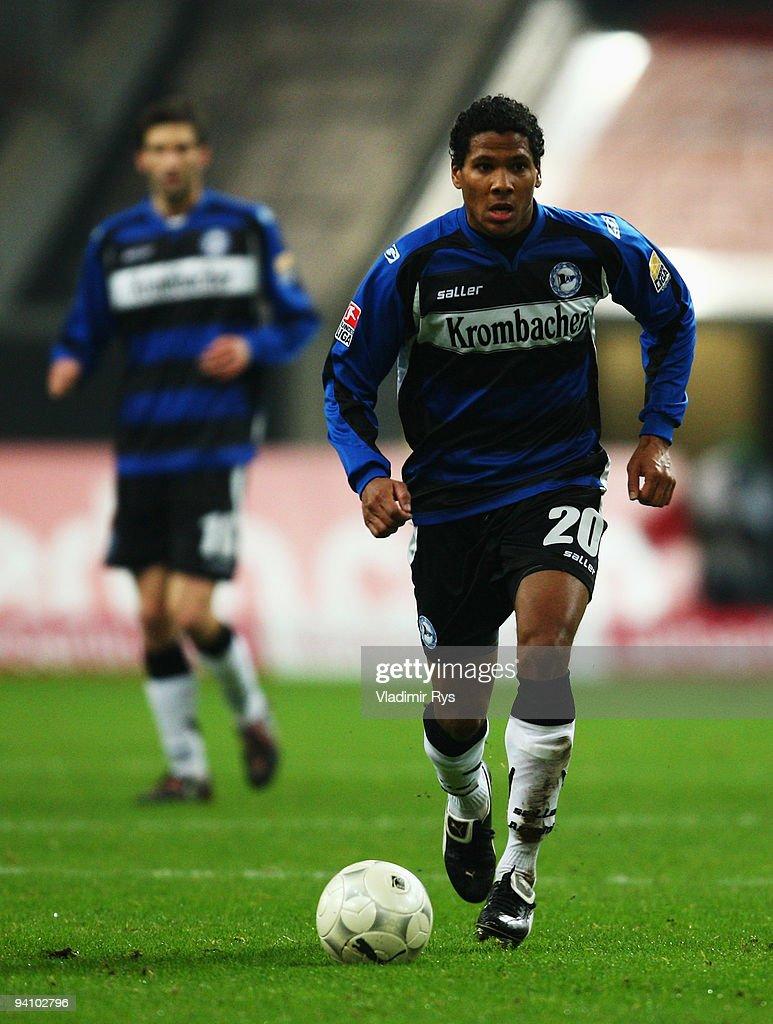 Fortuna Duesseldorf v Arminia Bielefeld - 2. Bundesliga