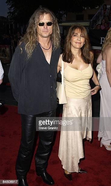 Michael Lamper and Marina Sirtis