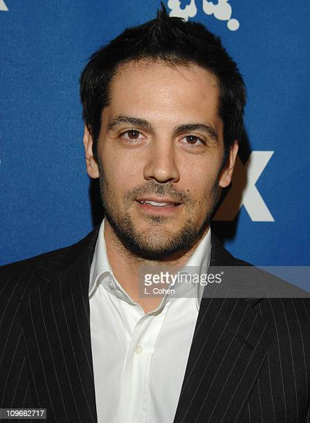 Michael Landes during The Fox All-Star Winter 2007 TCA Press Tour Party - Red Carpet and Inside at Villa Sorriso in Pasadena, California, United...